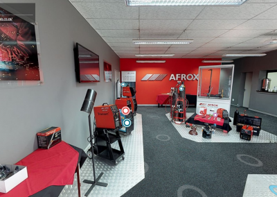 Afrox Demo Centre