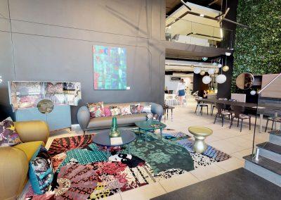 Roche Bobois Johannesburg Showroom