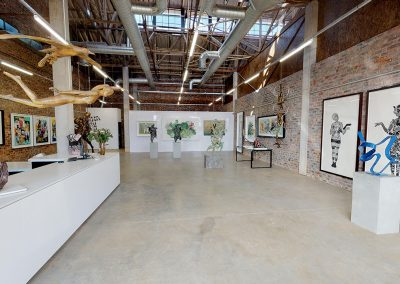 Candice Berman Fine Art Gallery Rand Steam